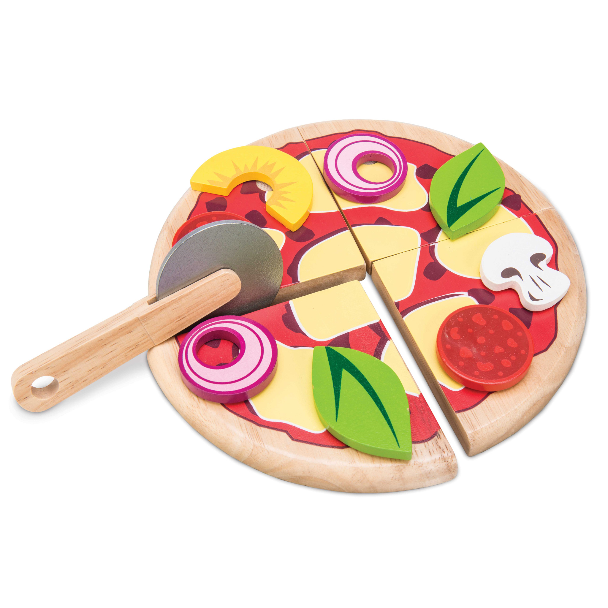 Le Toy Van Honeybake Create Your Own Pizza