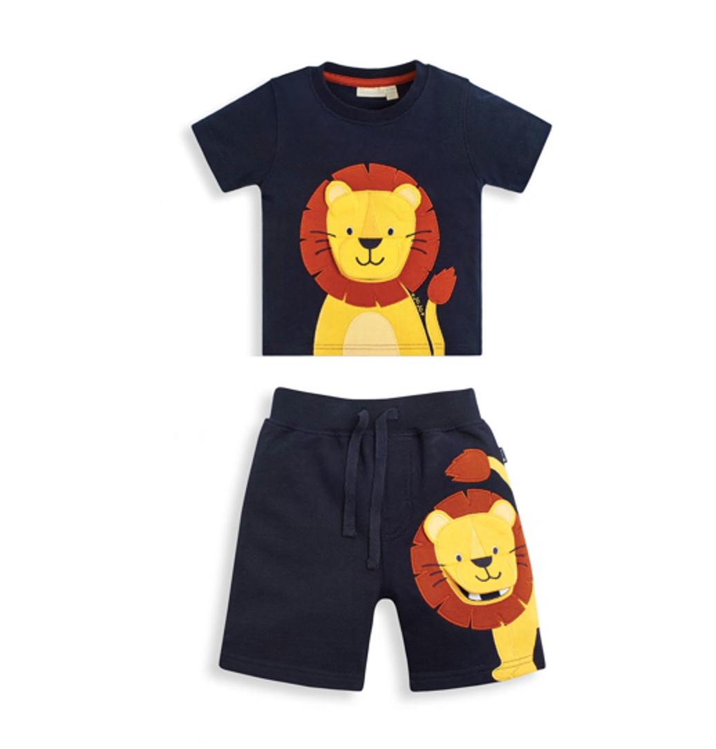 Kids' Lion Outfit