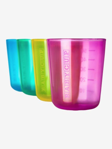 Babycup Weaning Cups 4-Pack