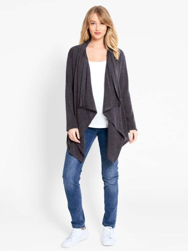Waterfall Maternity & Nursing Cardigan