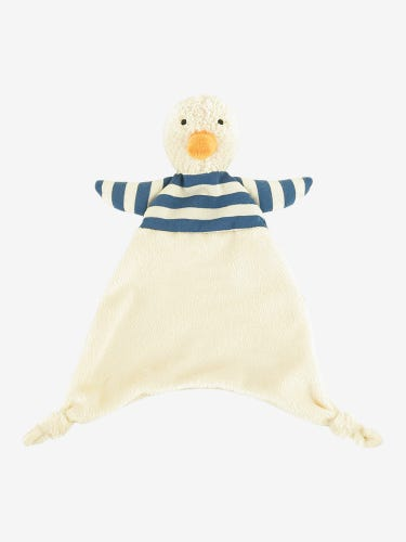 Jellycat Bredita Duck Soother