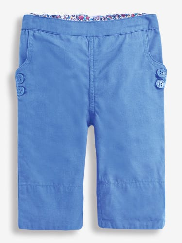 Girls' Twill Clamdiggers