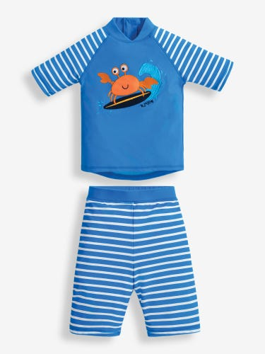 Crab 2-Piece Sun Protection Suit