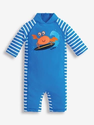 Crab 1-Piece Sun Protection Suit