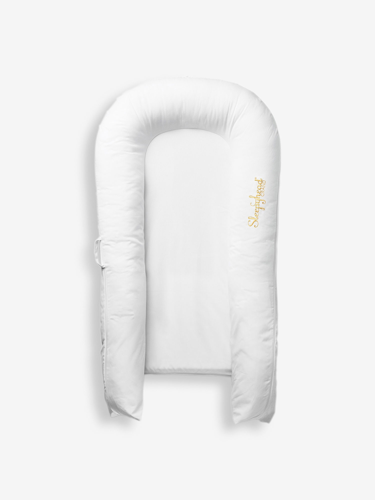 Spare Cover for Sleepyhead Grand Portable Baby Pod Pristine White