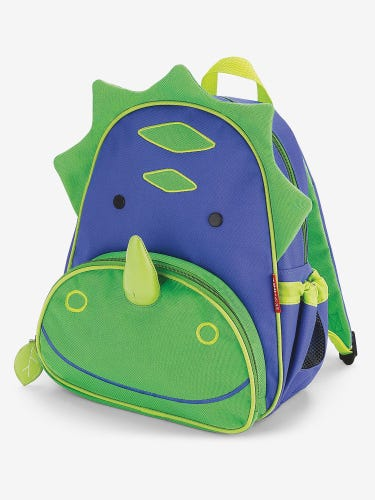 Skip Hop Zoo Dinosaur Backpack