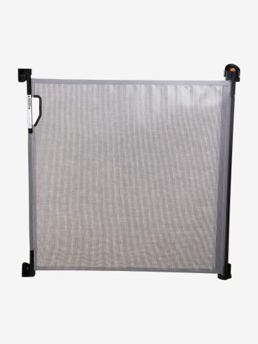 Dreambaby Retractable Gate – Grey (Fits Gaps up to 140cm)