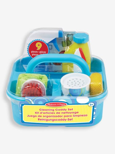 Melissa & Doug Spray, Squirt & Squeegee Cleaning Play Set