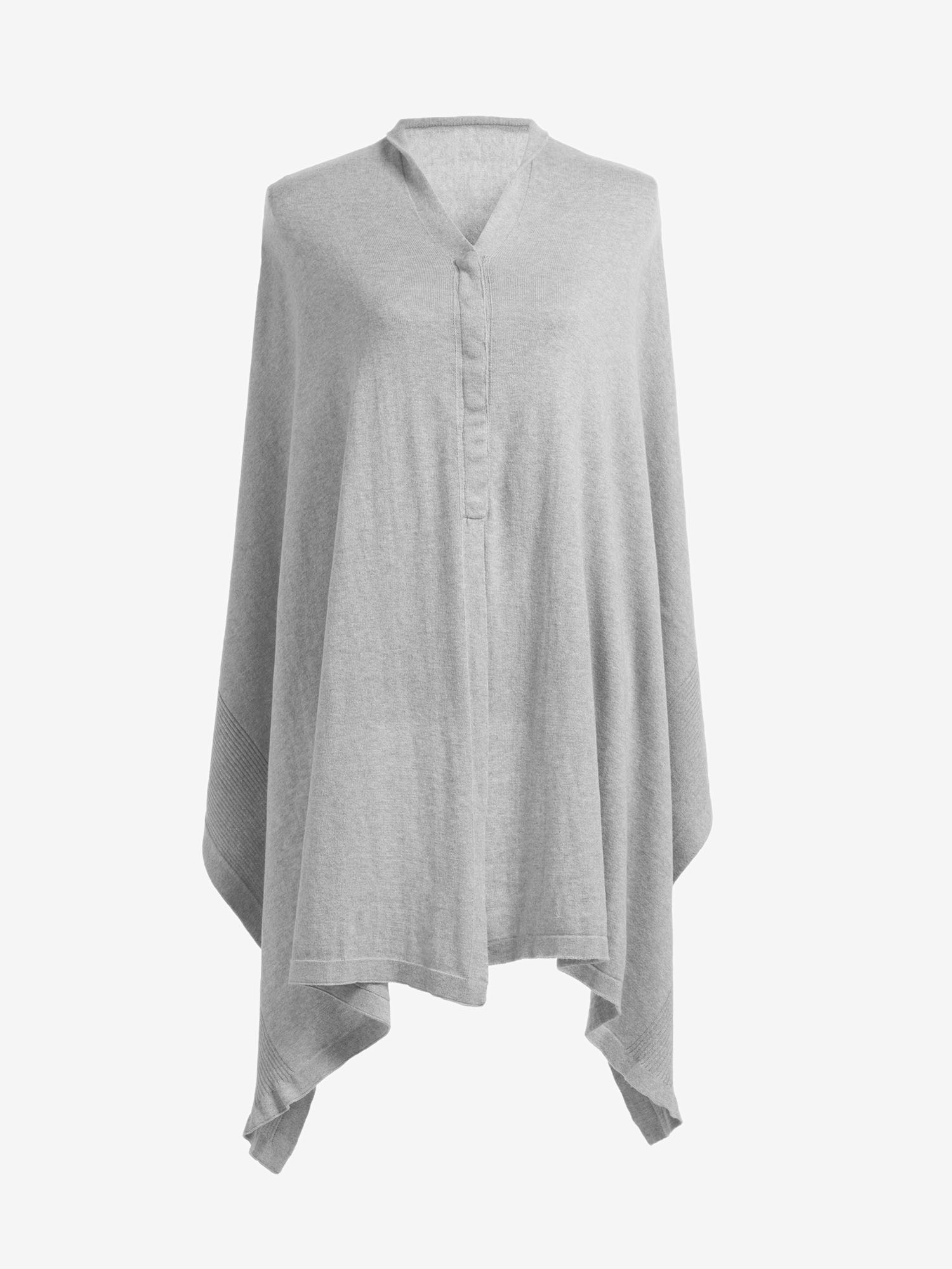 Storksak Mother's Cocoon Shawl Grey