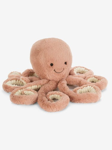 Jellycat Odell Small Octopus
