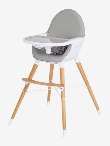 Koo-Di Highchair Grey