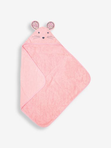 Mouse Hooded Towel