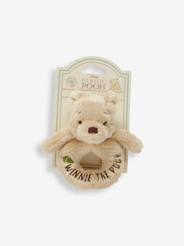 Classic Winnie the Pooh Rattle