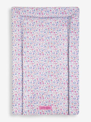 Ditsy Floral Print Changing Mat