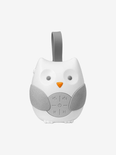 Stroll & Go Portable Baby Soother Owl