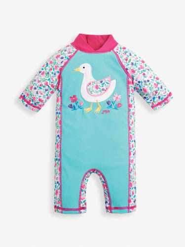 Duck 1-Piece Sun Protection Suit