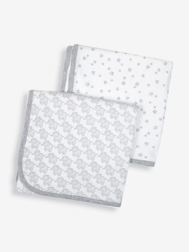 2-Pack Jersey Swaddles
