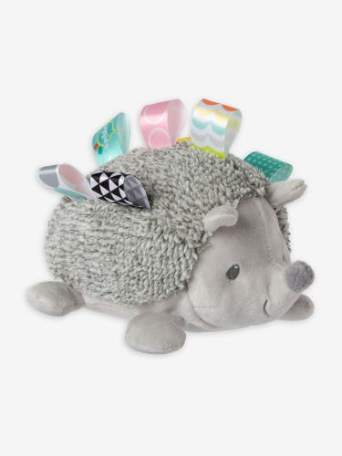 Mary Meyer Heather Hedgehog Squeeze and Squeak