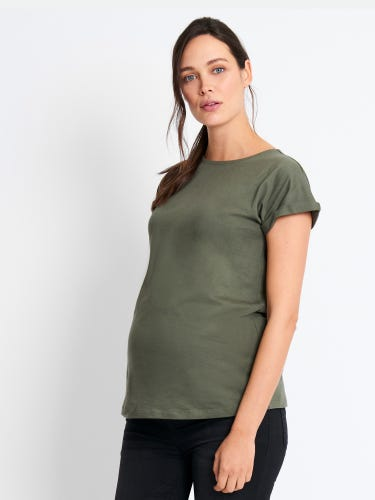 Cotton Maternity T-Shirt