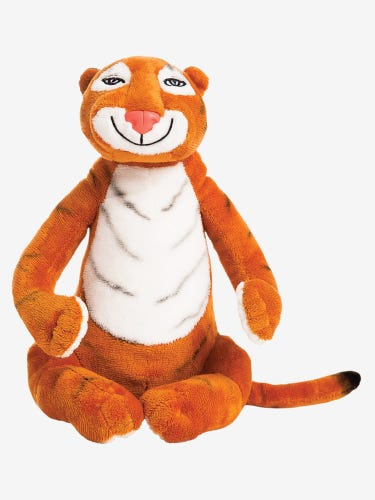 Aurora The Tiger Who Came to Tea Soft Toy
