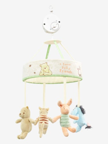 Hundred Acre Wood Lullaby Winnie the Pooh Mobile