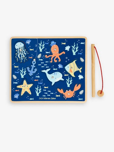 Under the Sea Magnetic Puzzle