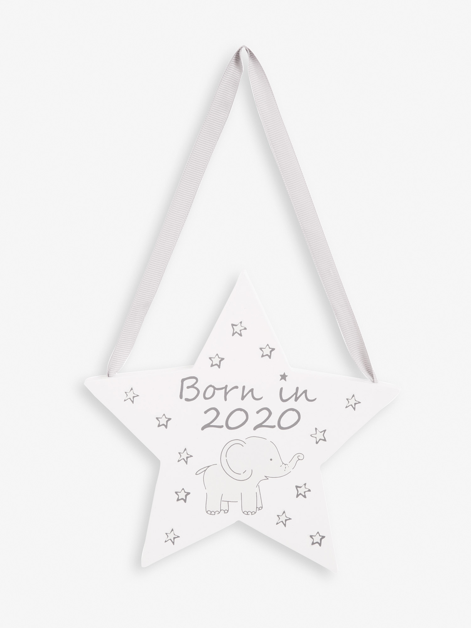 Born in 2020 Door Hanger