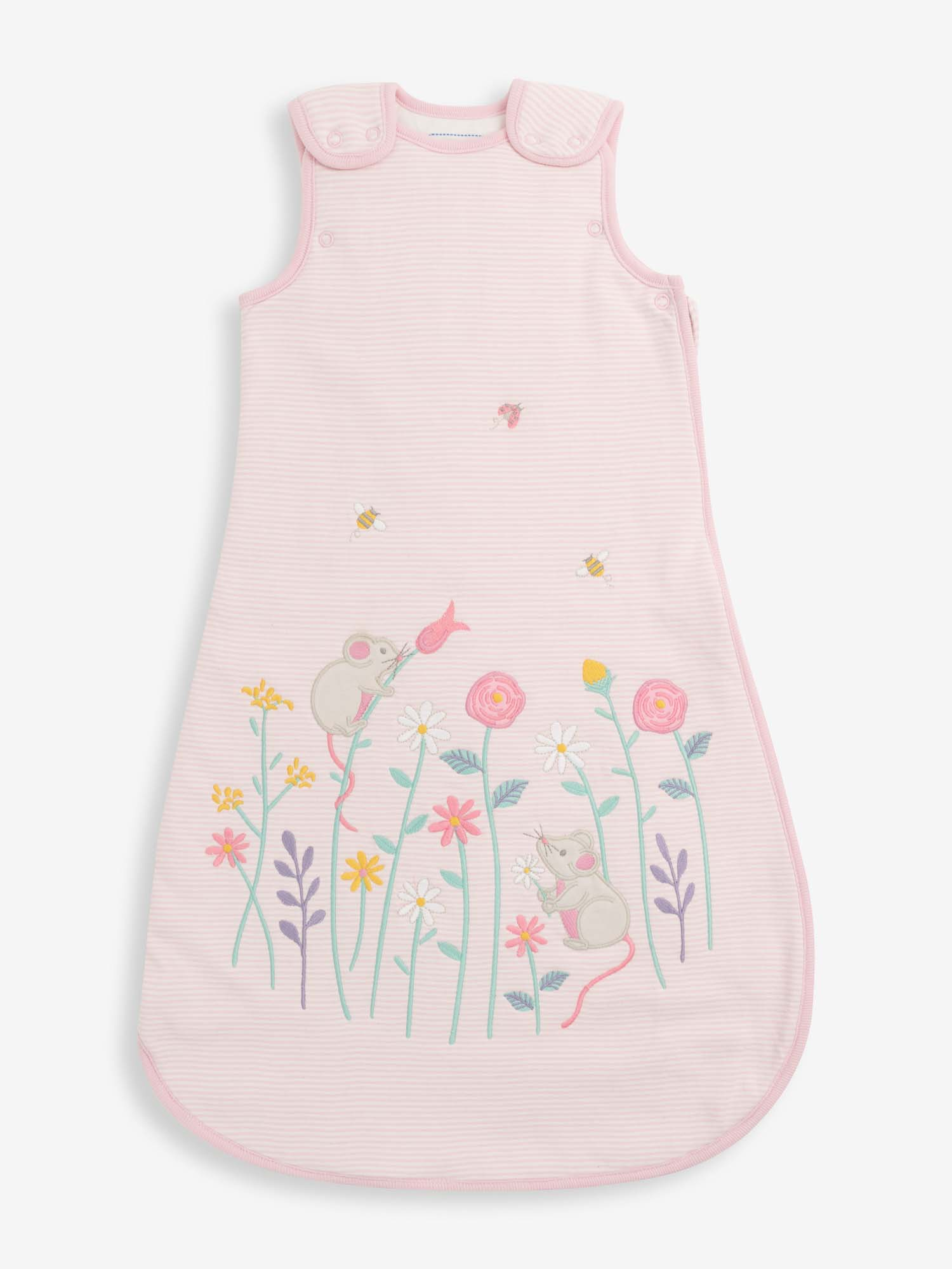 Baby Products Mouse Appliqué 1.5 Tog Baby Sleeping Bag