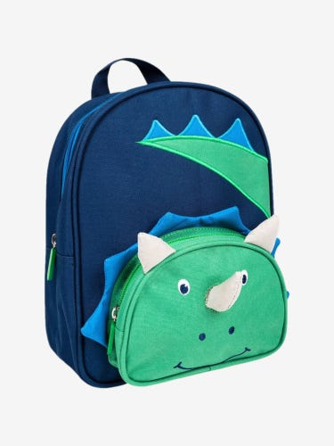 JoJo Triceratops Backpack