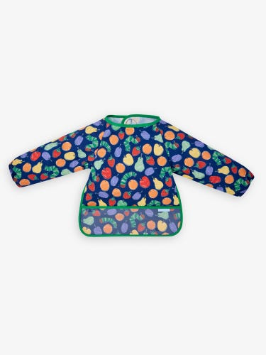 The Very Hungry Caterpillar Deluxe Sleeved Bib
