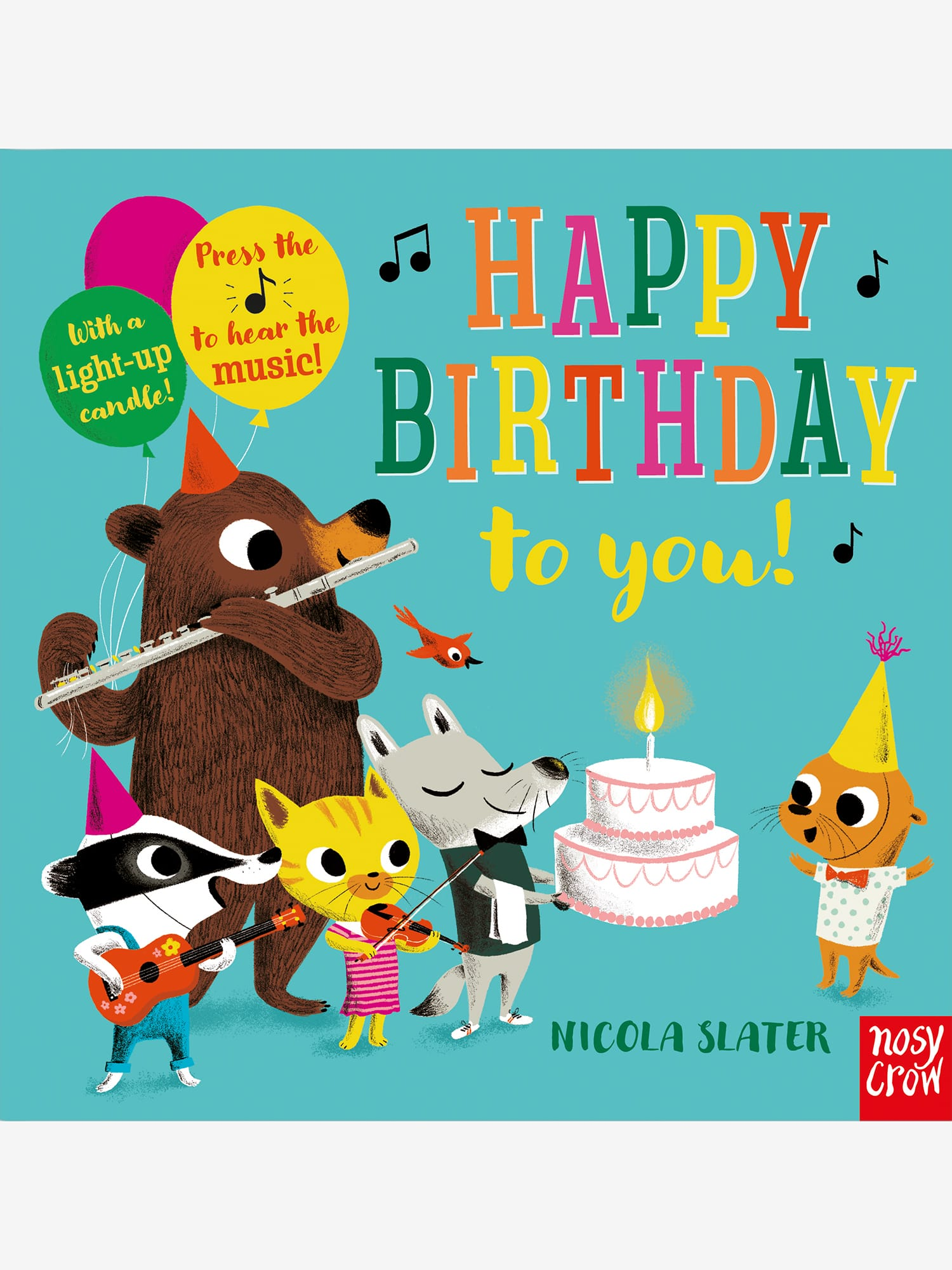 Happy Birthday to You Book