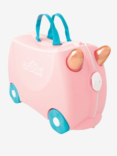 Trunki the Flossi Flamingo Ride-On Suitcase