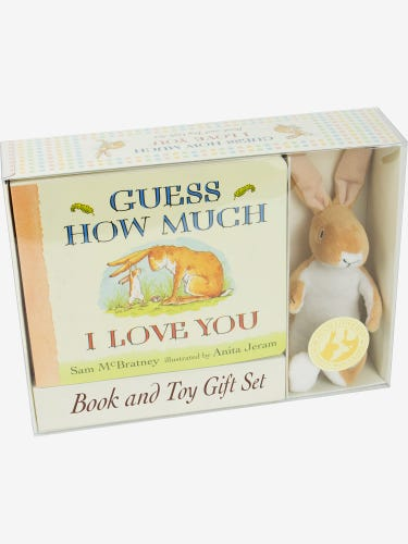 Guess How Much I Love You Book and Toy Gift Set