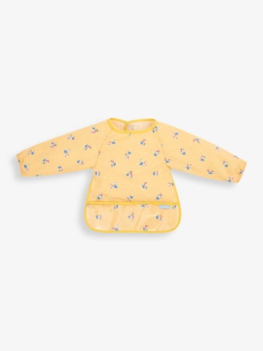 Yellow Bird Deluxe Sleeved Bib