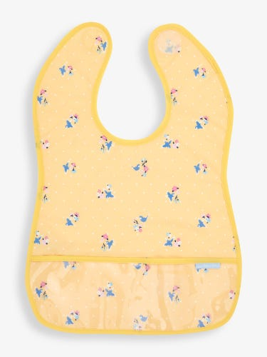 Yellow Bird Deluxe Sleeveless Bib