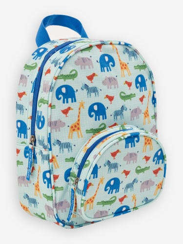 Safari Print Toddler Rucksack