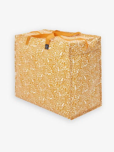 Mustard Woodland Enormous Storage Bag