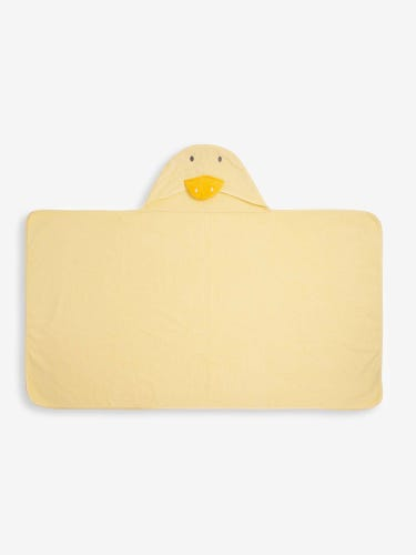 Large Duck Hooded Towel