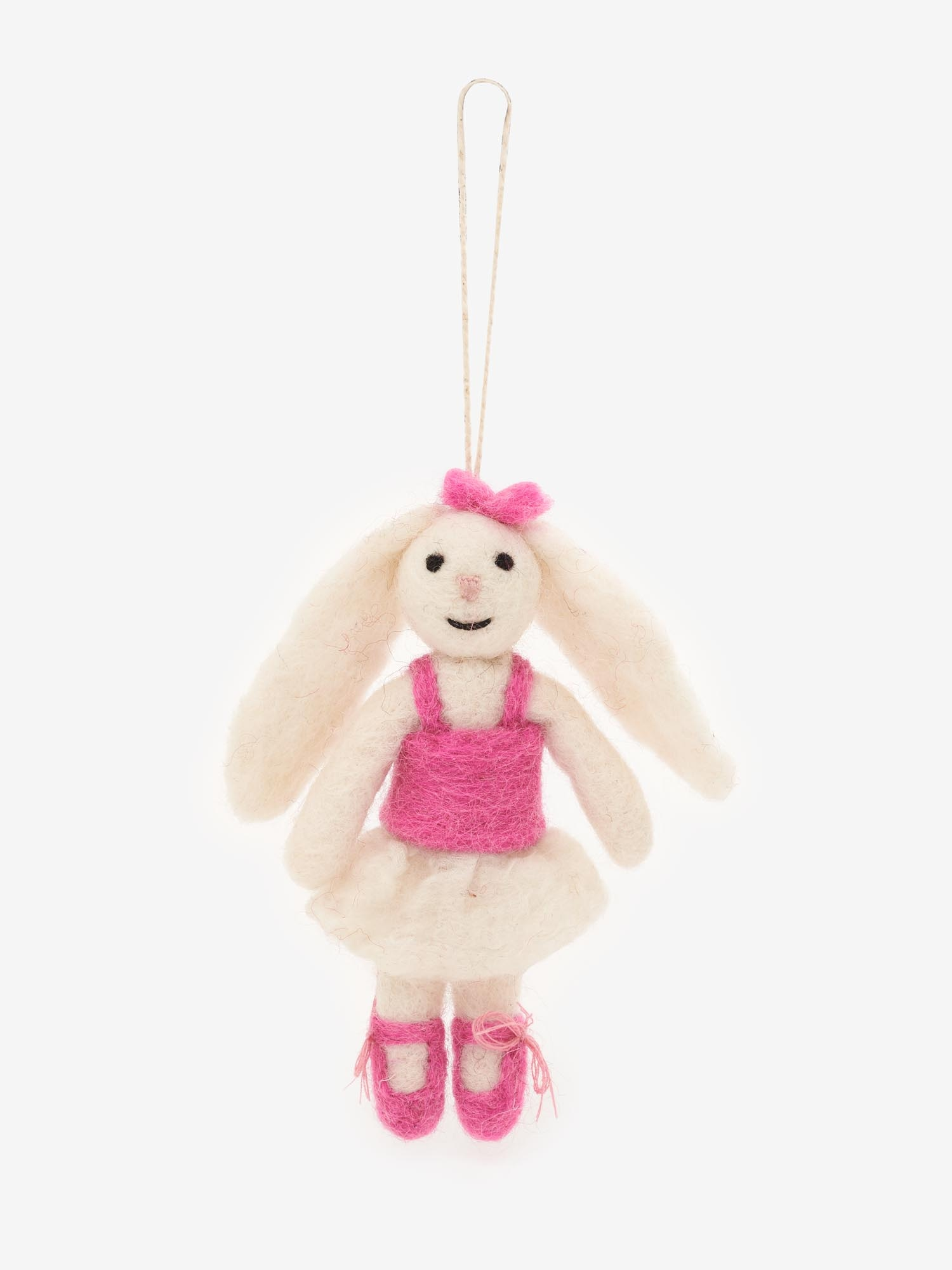 Bunny Felt Tree Decoration