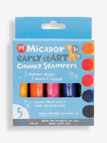 Early StART Chunky Stampers 5-Pack