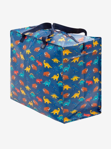 Dino Print Enormous Storage Bag