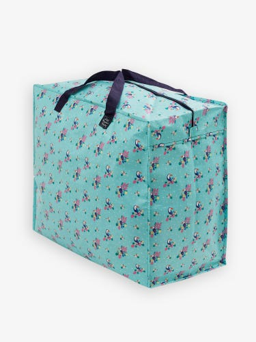 Toucan Print Enormous Storage Bag