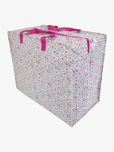 Ditsy Print Enormous Storage Bag