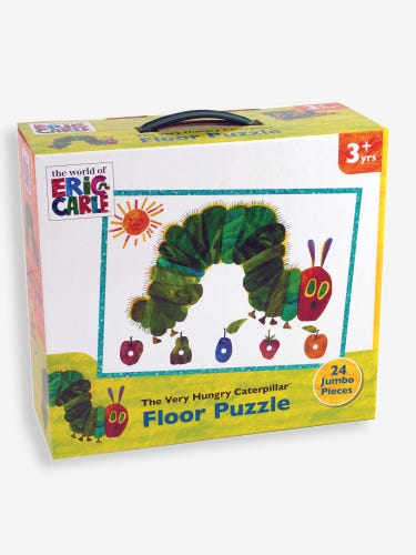 The Very Hungry Caterpillar 24-Piece Floor Puzzle