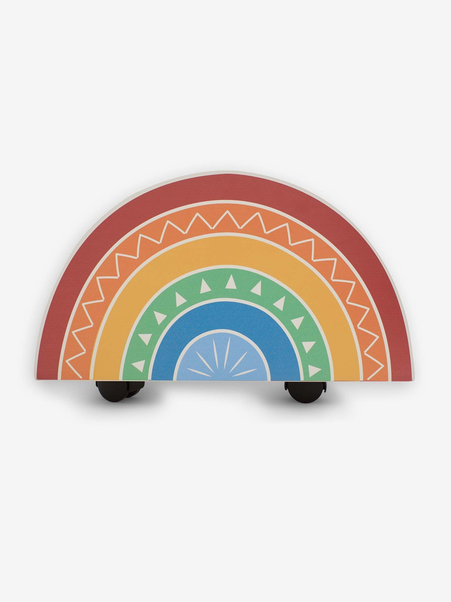 Rainbow Pull-Along Storage Caddy