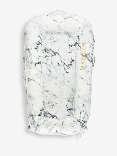 Spare Cover for DockATot Deluxe + Carrara Marble