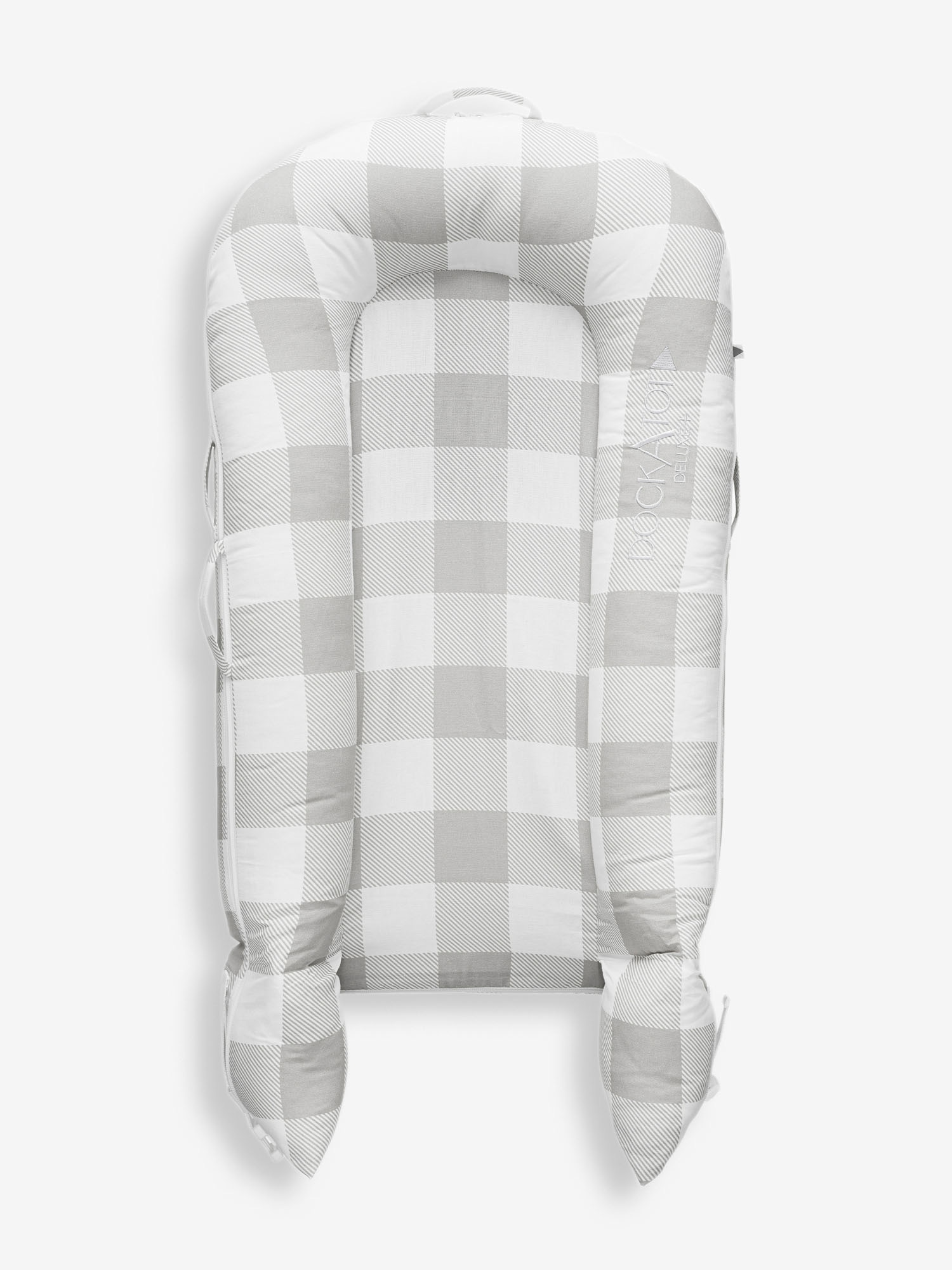 Spare Cover for DockATot Deluxe + Natural Buffalo