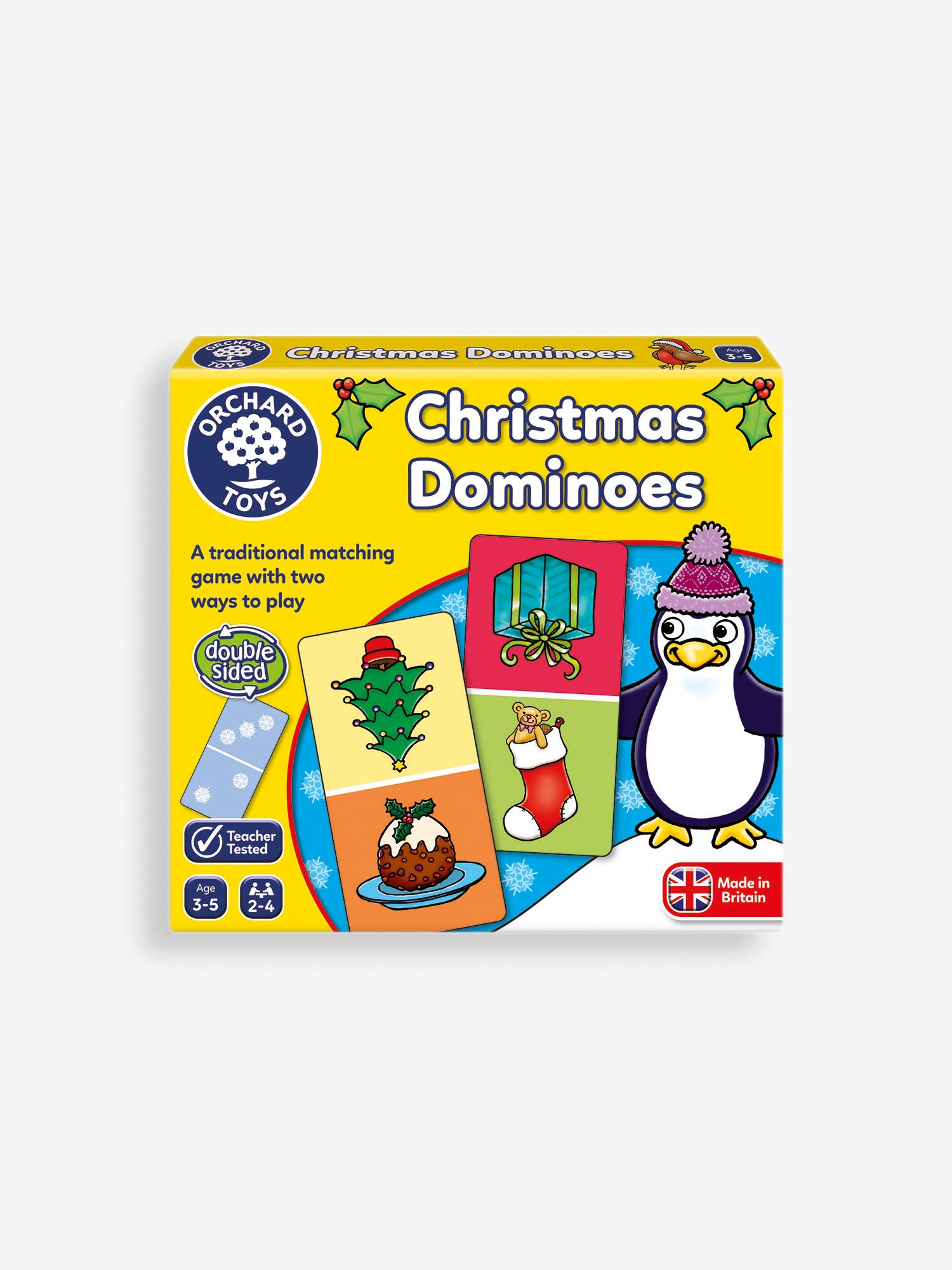 Orchard Toys Christmas Dominoes