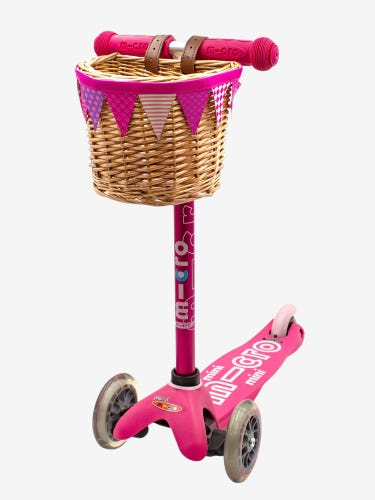 Micro Scooters Eco Wicker Basket