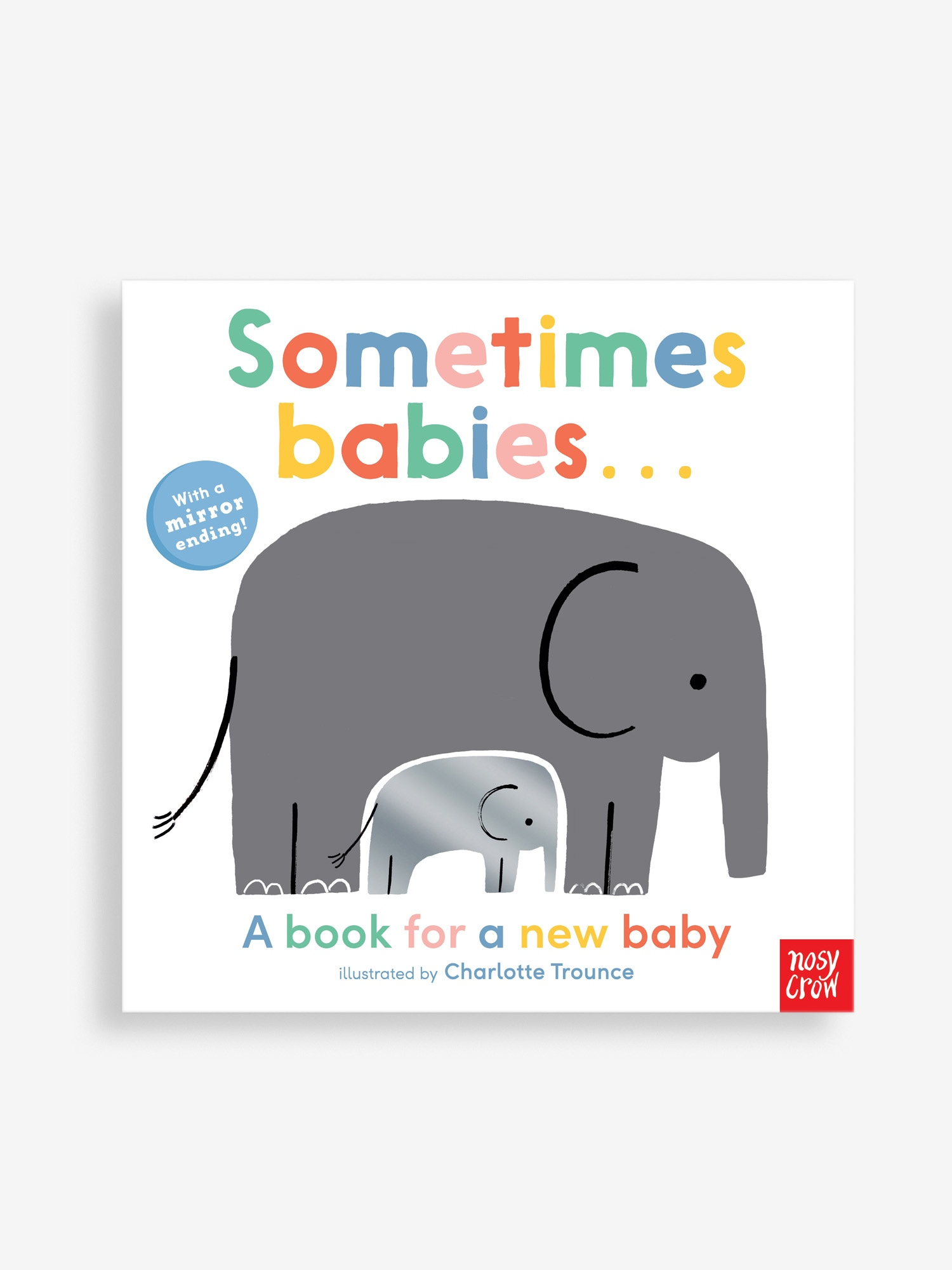 Sometimes Babies Book